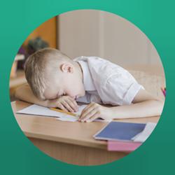 Школа вредит здоровью детей