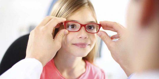 Оценка развития зрения